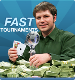 Fast Tournaments: Reaching the Final Table With a Big Stack