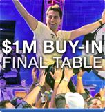 2012 WSOP $1M Buy-in: Winning $18.3M